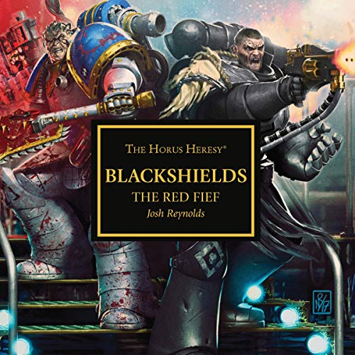 Blackshields: Red Fief audiobook cover art