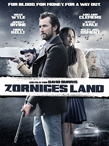 Zorniges Land: For Blood. For Money. For A Way Out. [dt./OV]