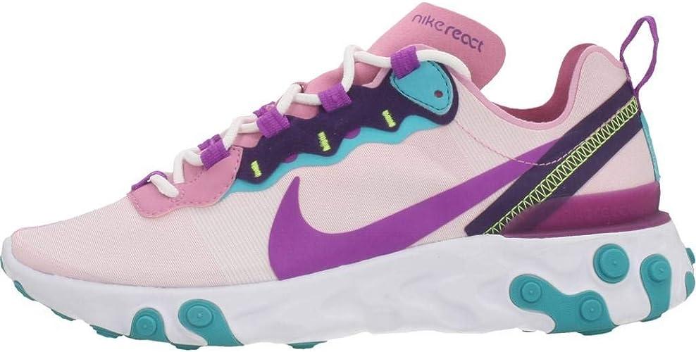 Nike React Element 55, Chaussure de Course Femme