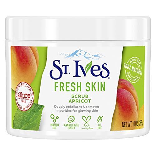Esfoliante Fresh Skin Apricot Scrub St. Ives 170g