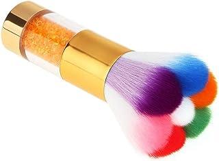 Multi-functional Makeup Brush, Simple Fashion Makeup Brush, New Nail Dust Brush, Can Be Used For Blush Brush, Foundation Brush, High-gloss Brush, Nail Brush, Suitable for Ladies