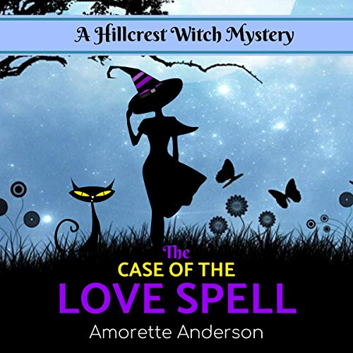 The Case of the Love Spell cover art