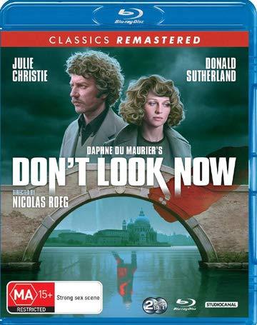 Wenn die Gondeln Trauer tragen / Don't Look Now ( 1973 ) ( ) (Blu-Ray)