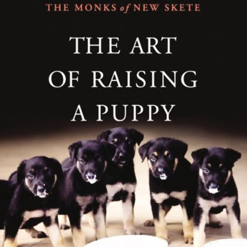 The Art of Raising a Puppy audiobook cover art