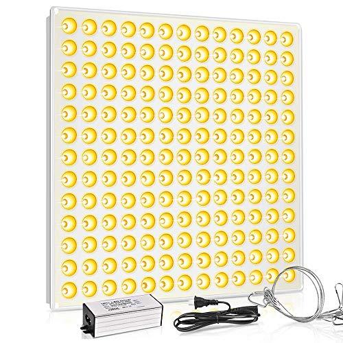 Roleadro - Luci a LED per piante da interno, 75W