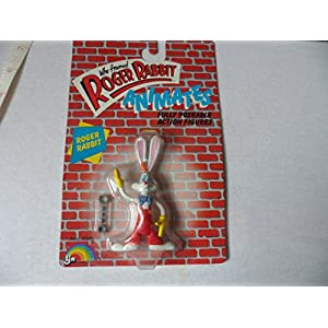 Roger Rabbit 4in Action Figure by Roger Rabbit 33