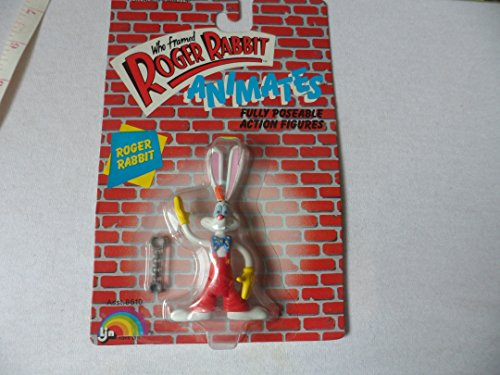 Roger Rabbit 4in Action Figure by Roger Rabbit 1