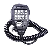 ANYSECU Any Tone QHM-05 Speaker Microphone for Dual Band Transceiver Mobile Radio AnyTone AT-5888UV AT-778UV Two Way Radio