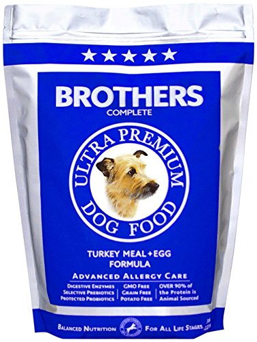 Brothers Complete Turkey & Egg Advanced Allergy Care Dog Food 5 LB