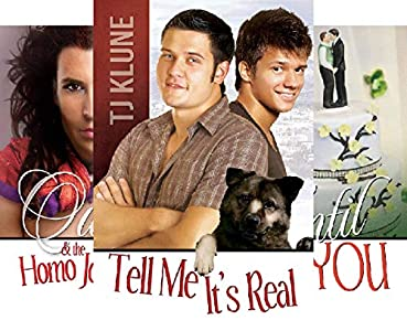 Ebook Tell Me Its Real At First Sight 1 By Tj Klune