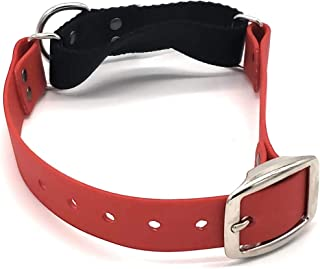 Adjustable Martingale Dog training Collar made from Biothane with HEAVY DUTY|WATERPROOF|CORROSION RESISTANT Buckle Adjustable for Pet|Puppy|Small |Medium|Large|XS|XLarge dogs