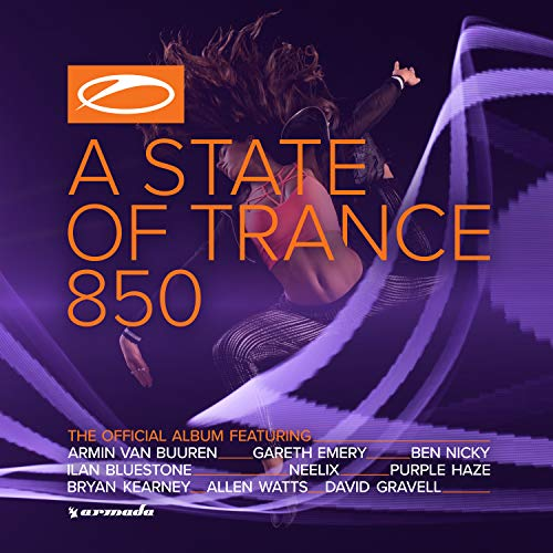 A State Of Trance 850 2cd