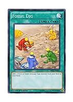 遊戯王 英語版 SR04-EN022 Fossil Dig 化石調査 (ノーマル) 1st Edition