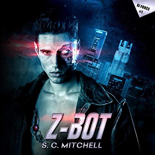 Z-Bot audiobook cover art