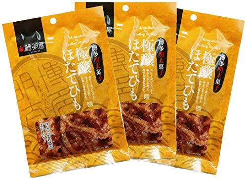 博多明太子 極醸ほたてひも 30g×3袋セット