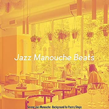 Serene Jazz Manouche - Background for Pastry Shops