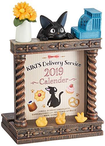 Benelic Kiki's Delivery Service Majo No Takkyubin Nicky La Aprendiz De Bruja Jiji Shop Studio Ghibli 3D Calendar Desktop Calendar Calendario de Mesa Escritorio Oficial Anime 2019 [Japan Import]