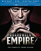 Boardwalk Empire: Complete Third Season [Blu-ray] [Import]
