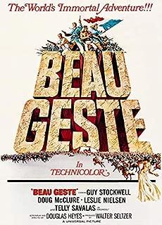 Beau Geste - 1966 - Movie Poster Magnet