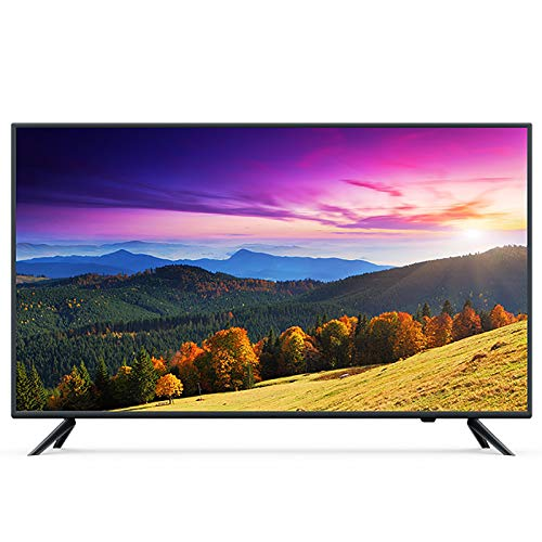 Smart TV de Ultra Alta definición de 40 Pulgadas, televisor de Pantalla Plana LCD 4K, Sala de Estar, TV con Red WiFi