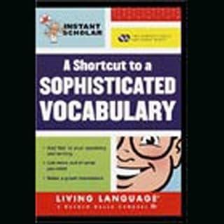 Instant Scholar audiobook cover art