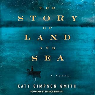 The Story of Land and Sea audiobook cover art