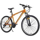 Contrex Mountain Bike 26 Inch Wheels, 21 Speed Aluminum Frame Trail...