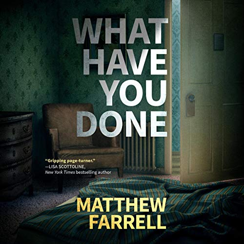 What Have You Done  By  cover art