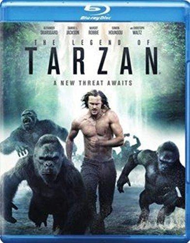 The Legend of Tarzan (Blu-ray + DVD + Digital HD UltraViolet Combo Pack)