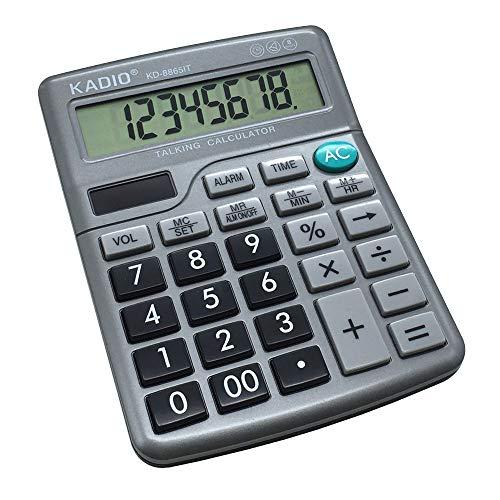 Italienischer Taschenrechner mit 8 Cifre-KD8865IT