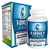 All-in-1 Kidney Cleanse Supplement - Kidney Support Supplements for Better Kidney Health - Kidney Detox - 60 Capsules