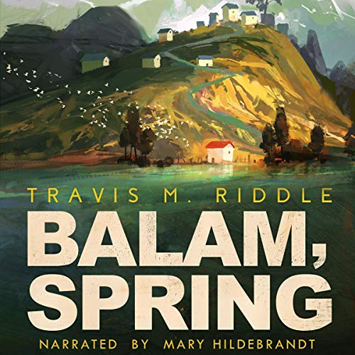 Balam, Spring audiobook cover art