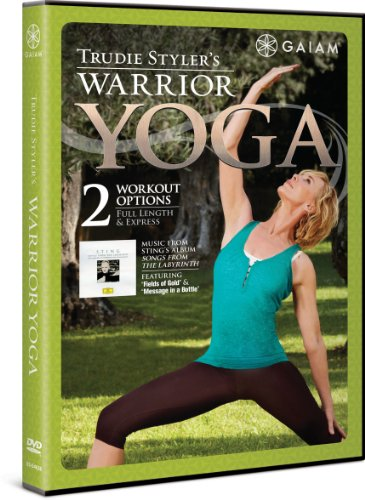 Trudie Styler's Warrior Yoga (Make The Best Class Ever)