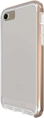 lowest Tech21 Evo Elite Case sale for iPhone 7 - Clear lowest Polished Gold online