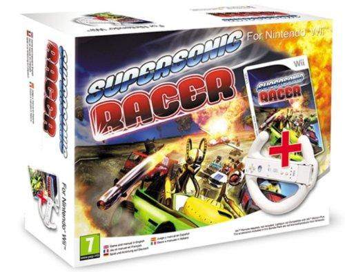Supersonic Racer + accessoire