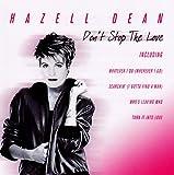Songtexte von Hazell Dean - Don't Stop The Love