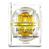 âme pure® Duo-Multiplex Moisturizer™ 24-Stunden-Creme mit Kollagenverstärkenden Wirkstoffen gegen Hautunreinheiten