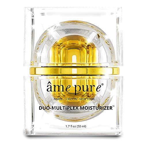 âme pure® Duo-Multiplex Moisturizer™ 24-Stunden-Creme mit Kollagenverstärkenden Wirkstoffen gegen Hautunreinheiten (50 ml)