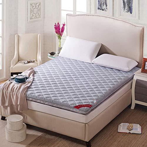 MM-CDZ strikken, gewatteerd, matras, kussen, dik, slaapmat, tattoo, traditioneel, Japanse futon, bed, matras, topper slaap, koelbox, kinderen, kussens, voor ontvangst, slaapkamer