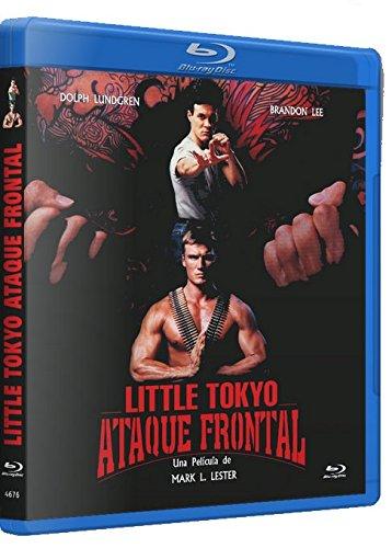 Little Tokyo: Ataque Frontal BD 1991 Showdown in Little Tokyo