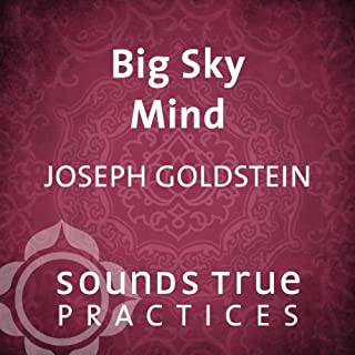 Big Sky Mind                   By:                                                                                                                                 Joseph Goldstein                               Narrated by:                                                                                                                                 Joseph Goldstein                      Length: 24 mins     57 ratings     Overall 4.7