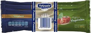Italpasta Spaghetti con Vegetales, 400g x 3 paquetes