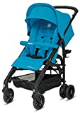 Inglesina Zippy Light - Cochecito reclinable antigua azul