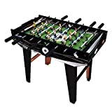 Minigols Germany Foosball Table with 11 Germany Figures and 11 Mexico...