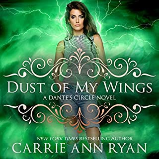 Dust of My Wings audiobook cover art