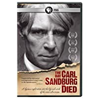 American Masters: The Day Carl Sandburg Died [DVD] [Import]