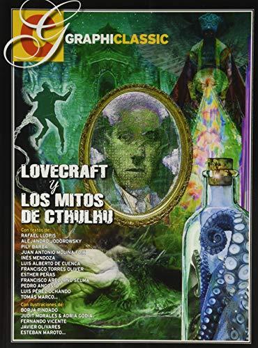 Lovecraft y Los Mitos de Cthulhu