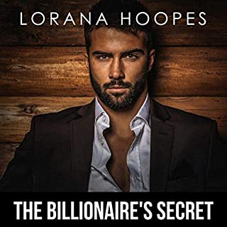 The Billionaire's Secret audiobook cover art