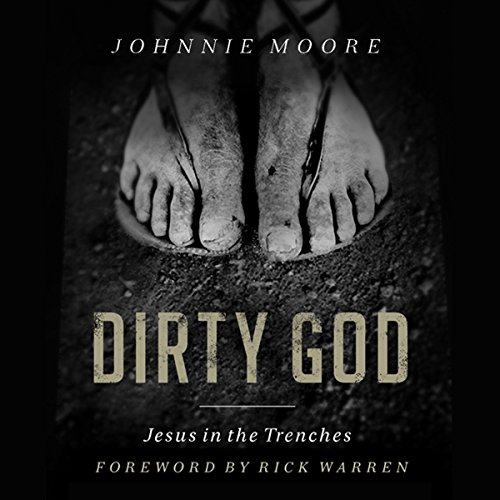 Dirty God audiobook cover art