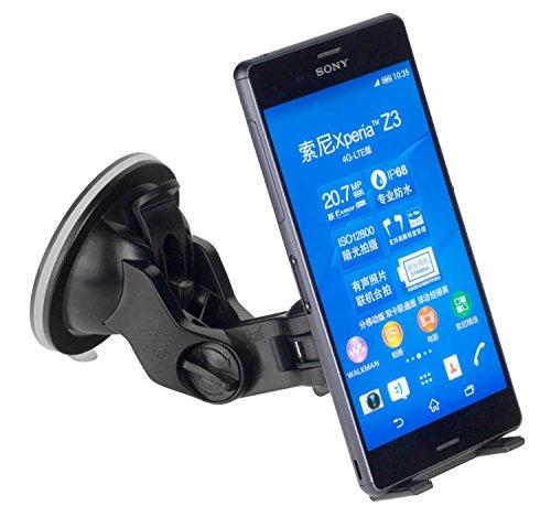 yayago Universal KFZ Haft Halter 360° schwenkbar Für Sony Xperia Z3 Compact D5803 / D5833